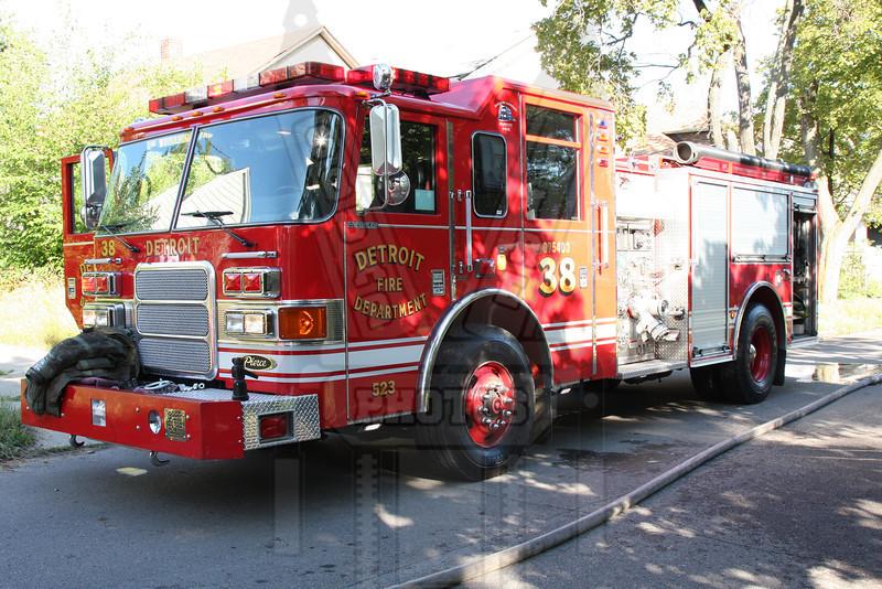 Detroit, MI Engine 38