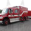 Vernon, Ct Special Hazards Unit with trailer