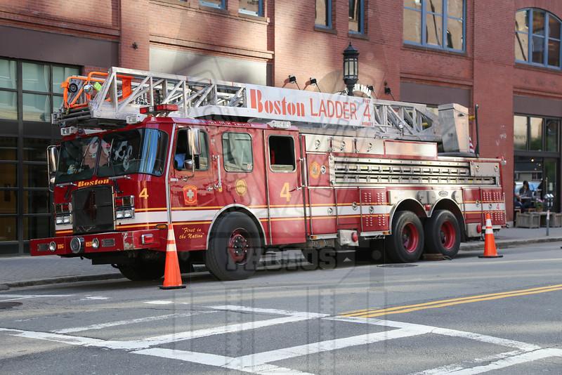 Boston, Ma. Ladder 4