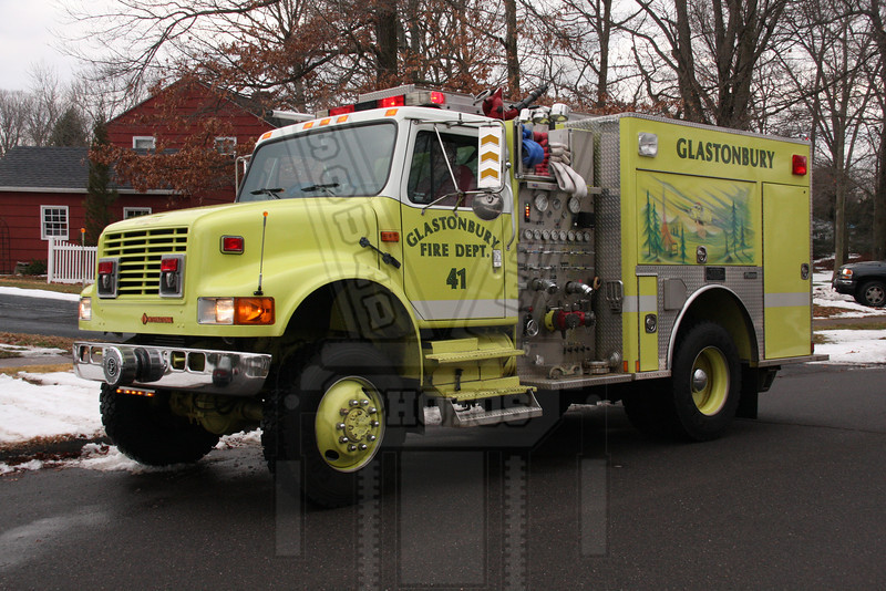 Glastonbury, Ct. Engine 41