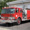 Hartford County (Conn.) Fire School Engine13