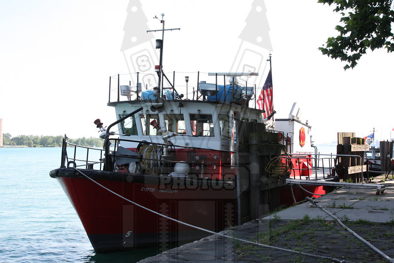 Detroit, MI Fireboat 1