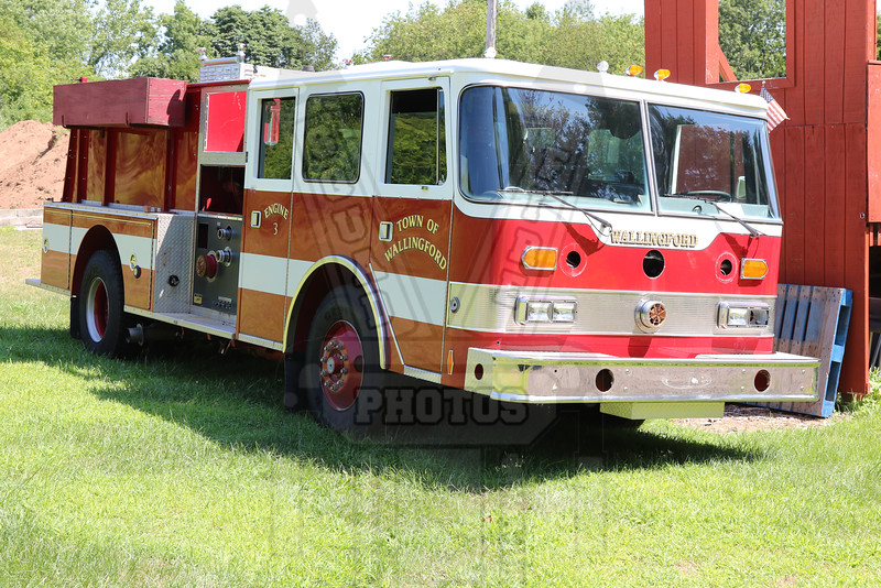 Former Wallingford, Ct Engine 3