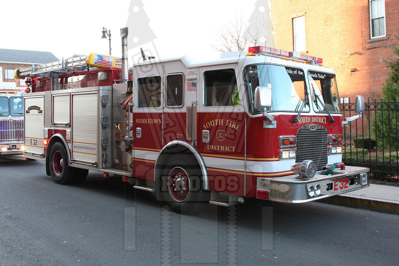 South District FD (Middletown, Ct.) Engine 32