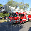 Enfield, Ct Tower ladder
