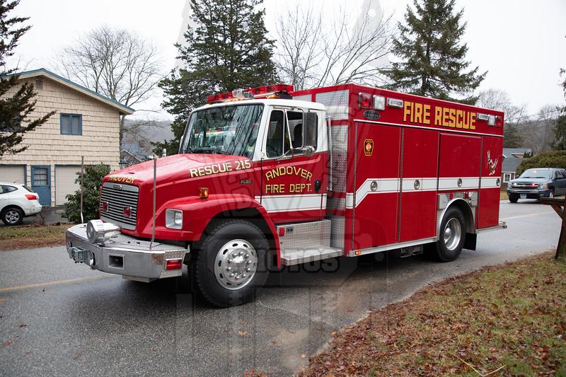 Andover, Ct Rescue 215