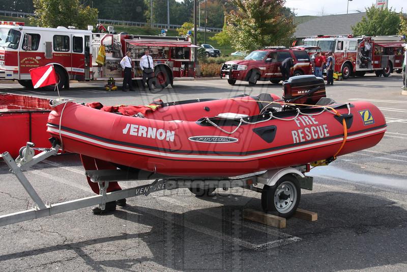 Vernon, Ct boat