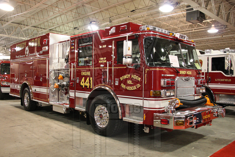 Sandy Hook (Newtown, Ct) Engine 441