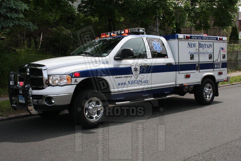 New Britain, Ct EMS Special Operations Unit