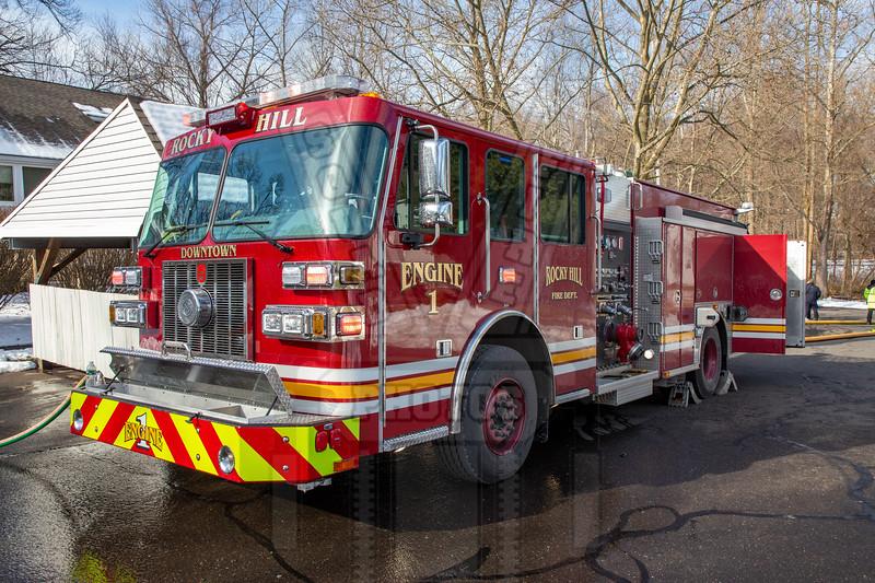 Rocky Hill, Ct. Engine 1