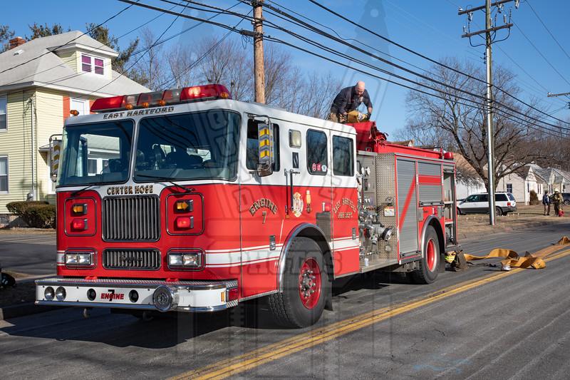 East Hartford, Ct Engine 7 (Spare)