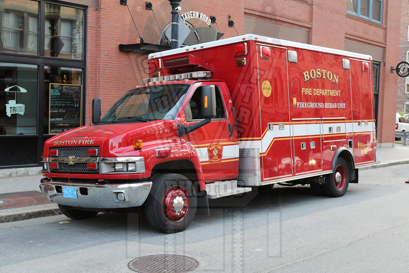 Boston, Ma. Rehab Unit