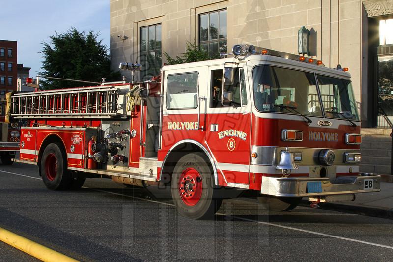 Holyoke, Ma. Engine 8