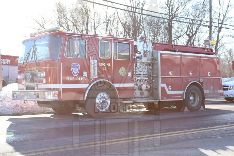 Waterbury, Ct Engine 14