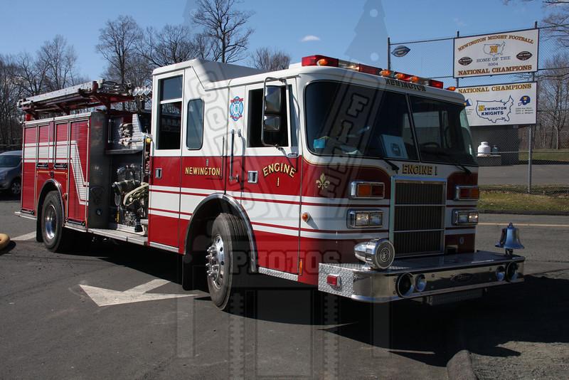 Newington, Ct. Engine 1