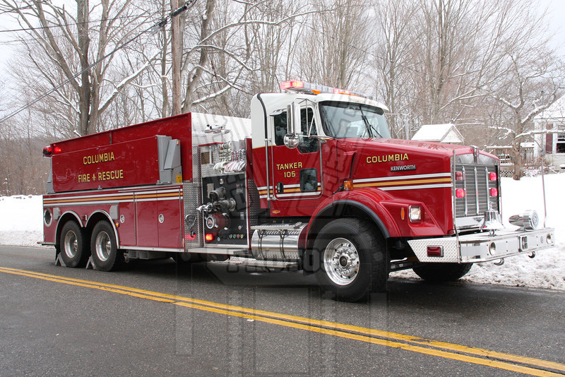 Columbia, Ct Tanker 105