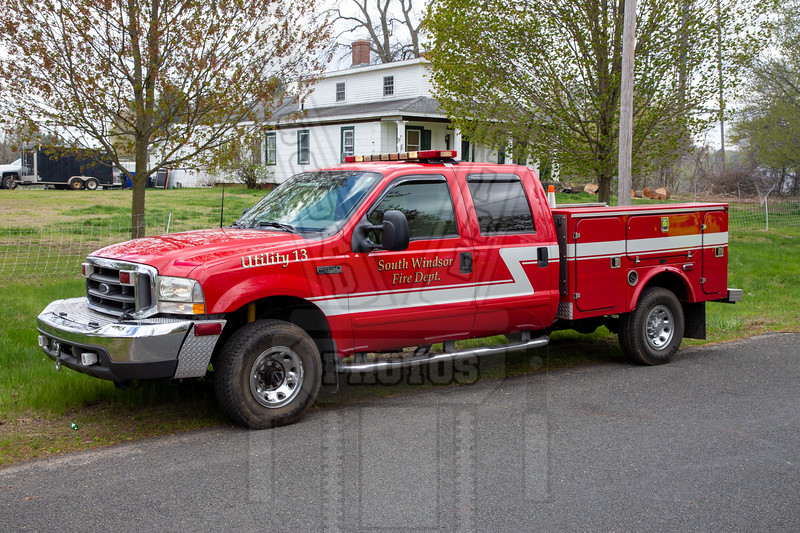 South Windsor, Ct Utility 13