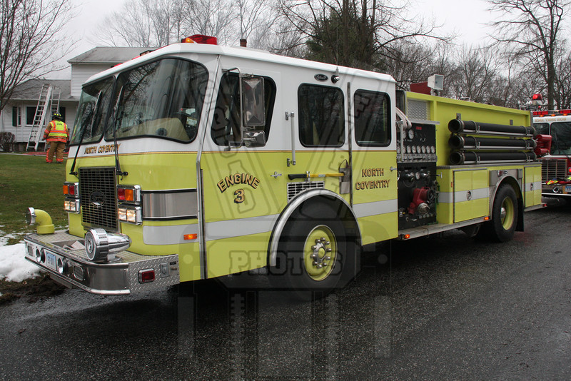 North Coventry, Ct Engine Tank 311