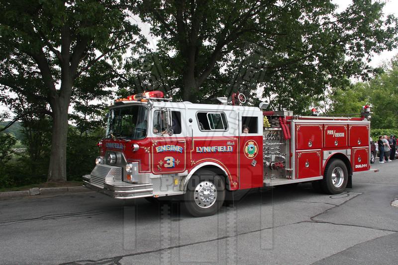 Lynnfield, Ma Engine 3