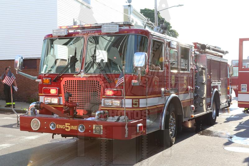 Boston, Ma. Engine 5