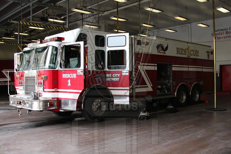 Baltimore, Md. Rescue 1