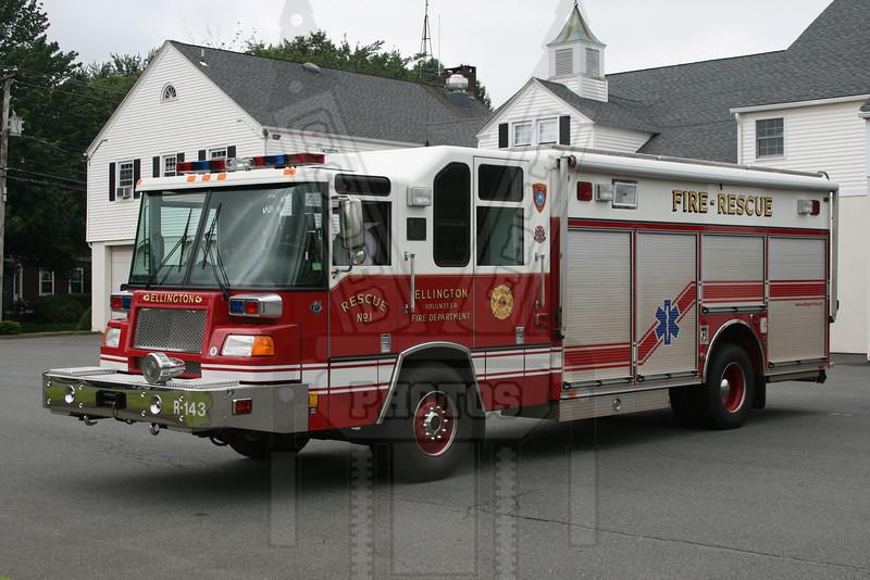 Ellington, Ct Rescue 143