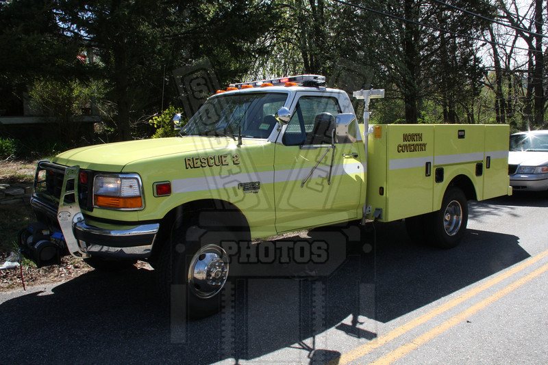 N. Coventry (Coventry, Ct) Rescue 211
