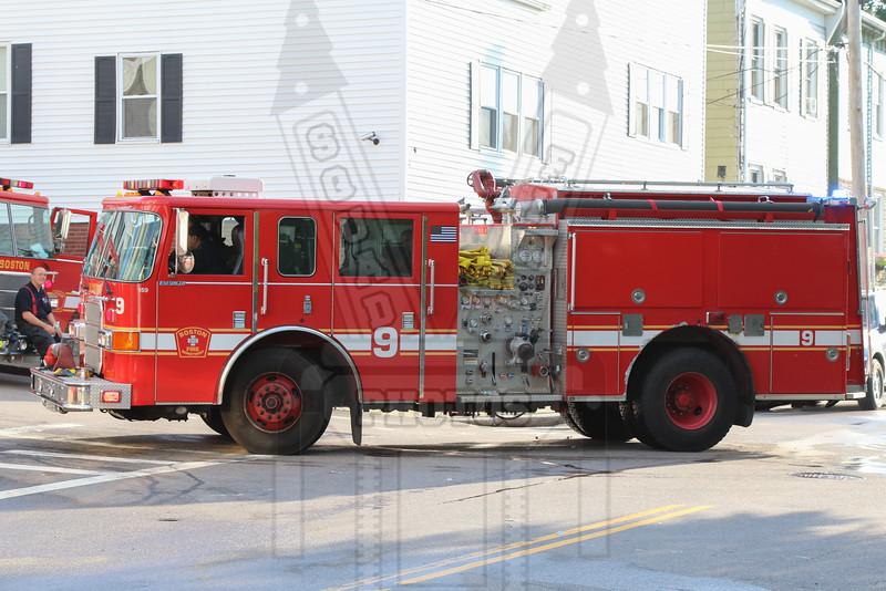 Boston, Ma. Engine 9