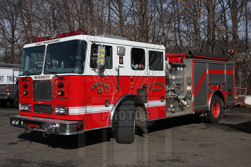 East Hartford, Ct Engine 3