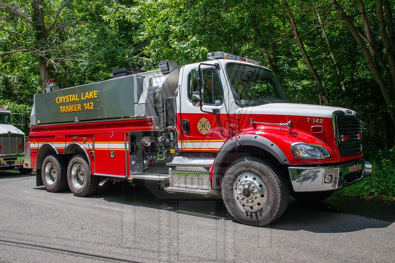 Crystal Lake (Ellington, Ct) Tanker 142