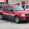 Oak Bluffs, Ma. (Martha's Vineyard) Duty Chiefs car