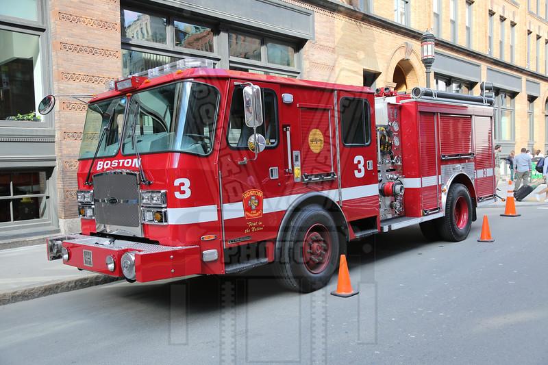Boston, Ma. Engine 3