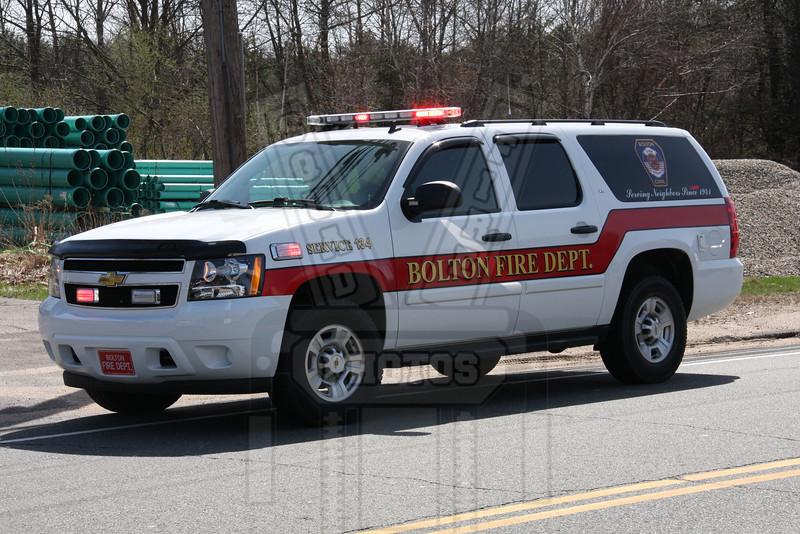 Bolton, Ct Service 134