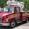 Hartford, Ct Alarm Division truck