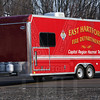 State of Connecticut Capital Region Haz Mat trailer assigned to East Hartford, Ct FD