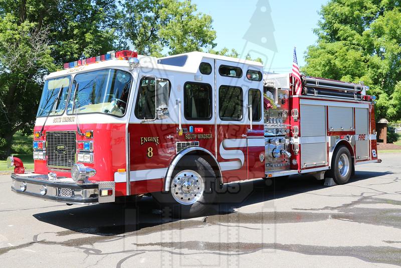 South Windsor, Ct Engine 8