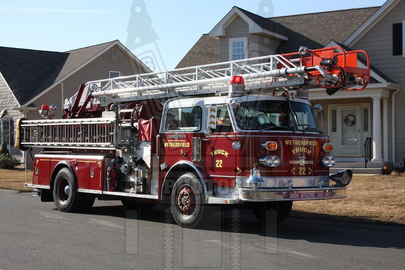 Wethersfield, Ct. Truck 22