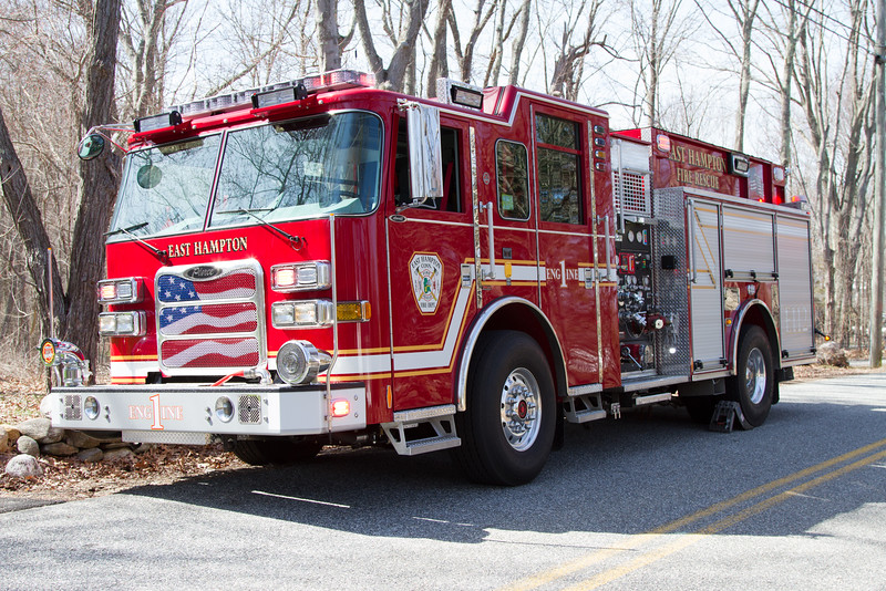 East Hampton, Ct Engine 1