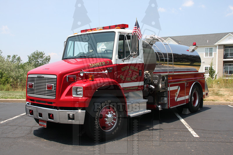 North Farms Tanker 7 (Wallingford, CT)