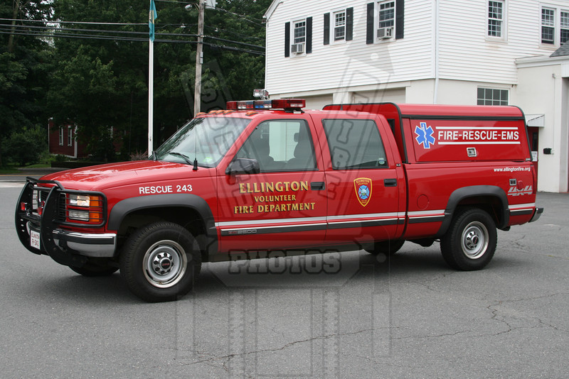 Ellington, Ct Rescue 243