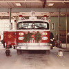 I took this picture of Manchester, Ct's former Engine 2 on Christmas day