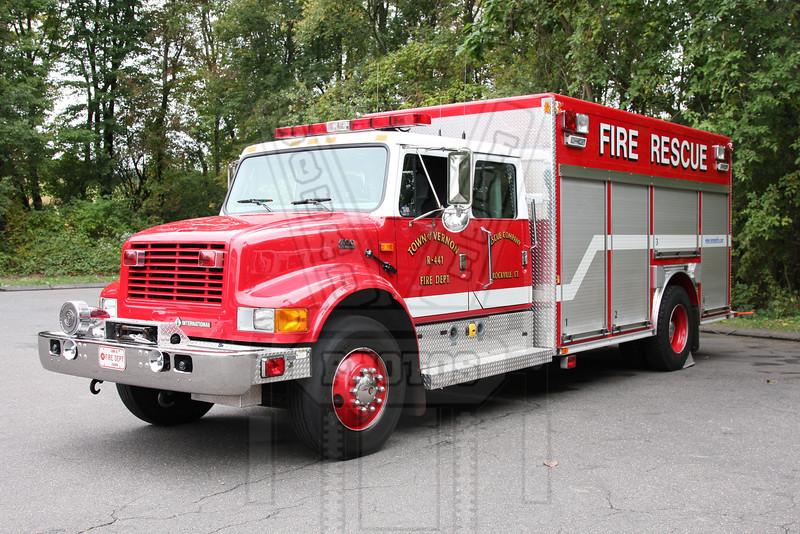 Vernon, Ct Rescue 441