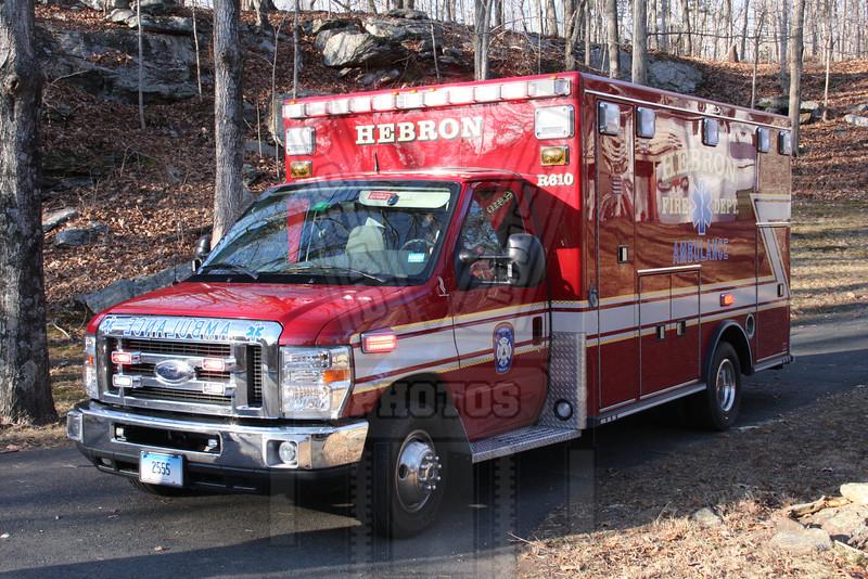 Hebron, Ct. Rescue 610