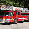 Boston, Ma. spare ladder being used by Ladder 7 on 8/26/12