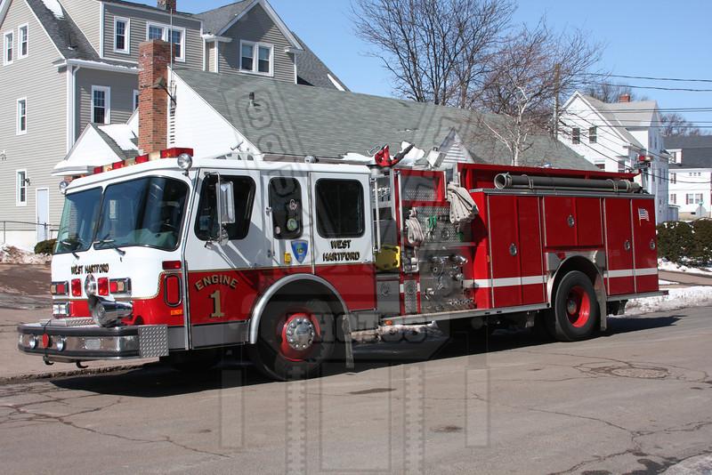 West Hartford, Ct Engine 1