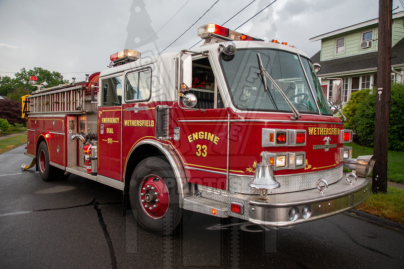 Wethersfield, Ct Engine 33