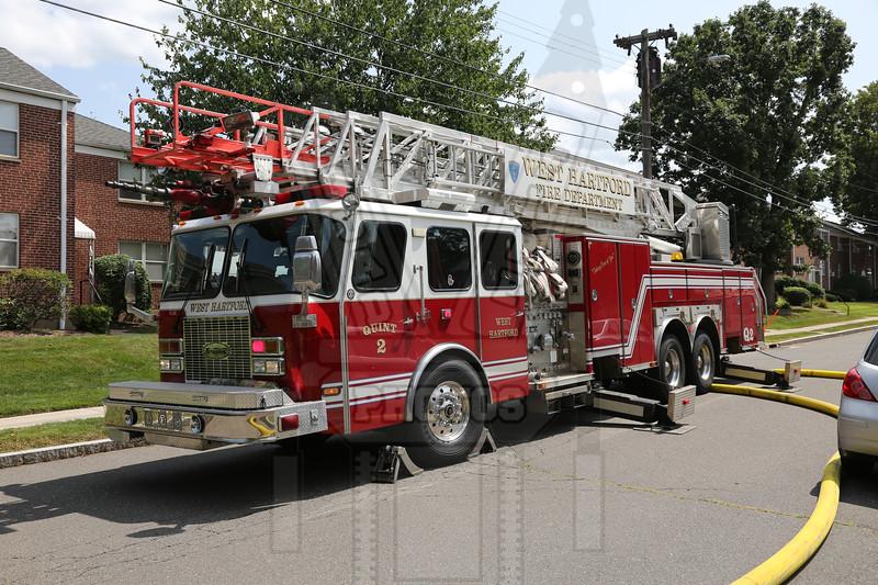 West Hartford, Ct (Spare ladder)