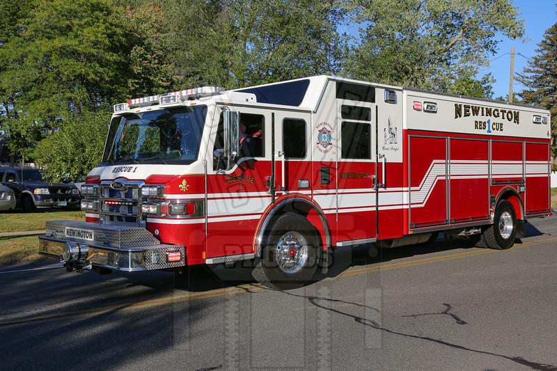 Newington, Ct Rescue 1