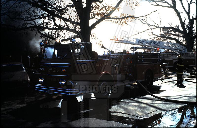 Former South Windsor, Ct Engine 6