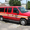 Hartford, Ct Fire Dept. Special Services Unit van.